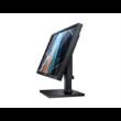"Samsung TN LED B2B Monitor 22"" LS22E45KBSV/EN, 16:9, 1920x1080, 250cd, 5 ms, D-Sub, DVI (kábel a dobozban), pivot"