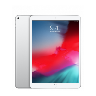 "Apple 10.5"" iPadAir 3 Wi-Fi + Cellular 256GB - Silver (2019)"