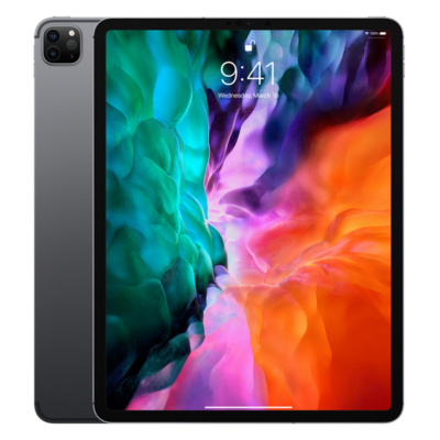 "Apple 12.9"" iPad Pro Cellular 128GB - Space Grey (2020)"