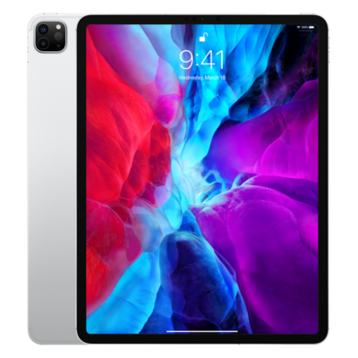 "Apple 12.9"" iPad Pro Cellular 1TB - Silver (2020)"