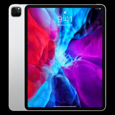 """Apple 12.9"""" iPad Pro Wi-Fi 128GB - Silver (2020)"""