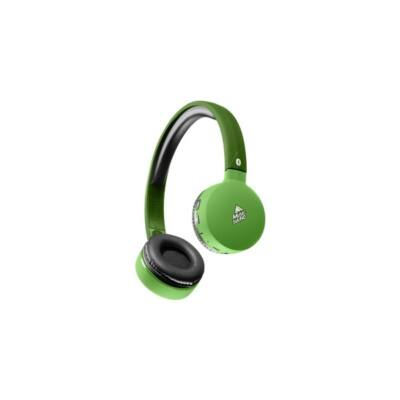 Cellularline Music Sound Cuffie Bluetooth headset, zöld