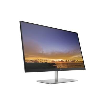"HP LED Monitor Pavilion 27"" Quantum Dot AG QLED 2560x1440, 16:9, 1000:1, 400cd, 5ms, HDMI, DisplayPort, fekete"