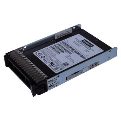 "LENOVO szerver SSD - 2.5"" 480GB Entry SATA 6Gb, PM883, Hot Swap kerettel (ThinkSystem)"