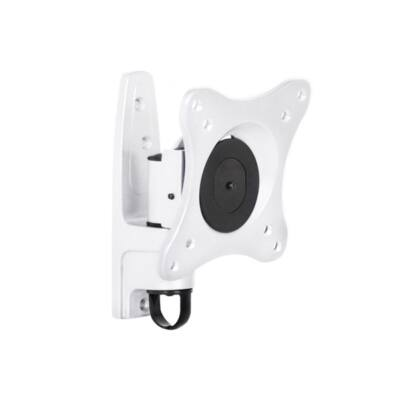 """Multibrackets fali rögzítő konzol 360 I, karos, dönthető, forgatható 15-32"""", fehér"""