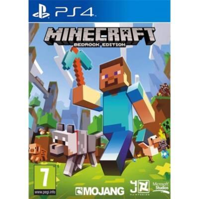 SONY PS4 Játék Minecraft Bedrock
